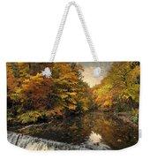 Leaf Peeping Weekender Tote Bag