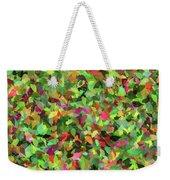 Leaf Riot - Weekender Tote Bag