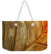 Leaf Structur Weekender Tote Bag