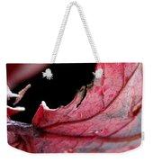 Leaf Study I Weekender Tote Bag