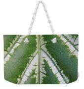 Leaf Variegated 2 Weekender Tote Bag