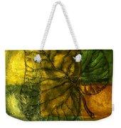 Leaf Whisper Weekender Tote Bag