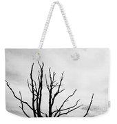 Leafless Tree Weekender Tote Bag