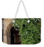 Leafy Archway  Weekender Tote Bag
