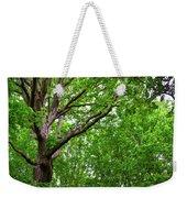 Leafy Canopy Weekender Tote Bag
