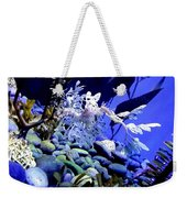 Leafy Sea Dragon Weekender Tote Bag by Kelly Mills