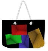 Lean On Me Weekender Tote Bag