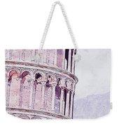 Leaning Tower Of Pisa - 03 Weekender Tote Bag