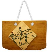 Leap - Tile Weekender Tote Bag