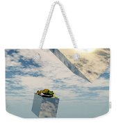 Leaps And Bounds Weekender Tote Bag