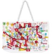 Learning Circuit Weekender Tote Bag