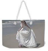 Learning To Fly Weekender Tote Bag