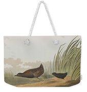 Least Water Hen Weekender Tote Bag