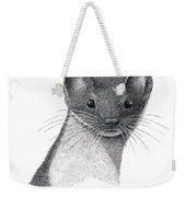 Least Weasel Weekender Tote Bag