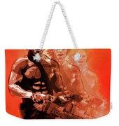 Leatherface Beastmode Weekender Tote Bag