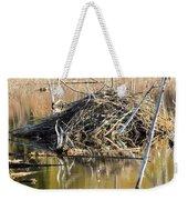 Leave It To Beaver Weekender Tote Bag