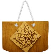 Leaves - Tile Weekender Tote Bag