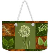 Leaves #2 Weekender Tote Bag