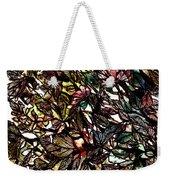 Leaves Hidden Everywhere Weekender Tote Bag