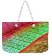Leaves In Color  Weekender Tote Bag