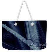 Leaves Of Blue Weekender Tote Bag