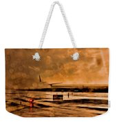 Leaving Weekender Tote Bag