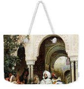 Leaving The Alhambra Weekender Tote Bag