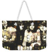 Led Zeppelin Physical Graffiti Weekender Tote Bag