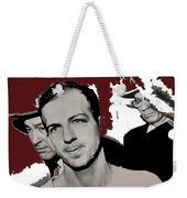 Lee Harvey Oswald Dallas Police Station Dallas Texas Unknown Photographer 1963-2016 Weekender Tote Bag