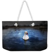 Left Behind Weekender Tote Bag by Svetlana Sewell