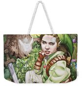 Legend Of Zelda Weekender Tote Bag