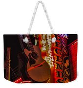 Legends Corner Nashville Weekender Tote Bag