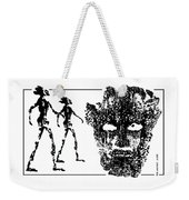 Legends  Of  Olden Times  Weekender Tote Bag