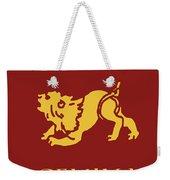 Legio Xiii Gemina Weekender Tote Bag