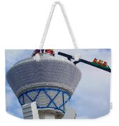 Lego Tower Weekender Tote Bag