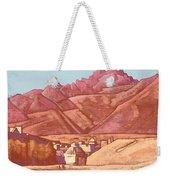 Leh, Ladakh Weekender Tote Bag
