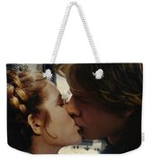 Leia And Han Weekender Tote Bag
