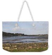Lelant Water Hayle Estuary Weekender Tote Bag