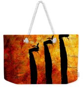 Lemmings Weekender Tote Bag