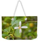 Lemon Blossoms 1 Weekender Tote Bag