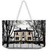 Lemon Hill Mansion - Philadelphia Weekender Tote Bag
