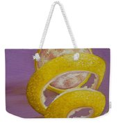 Lemon Twist I Weekender Tote Bag