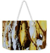 Lemon Twist Weekender Tote Bag