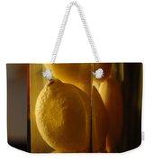 Lemon Vase Weekender Tote Bag