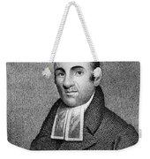 Lemuel Haynes (1753-1833) Weekender Tote Bag by Granger