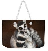 Lemur Weekender Tote Bag