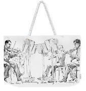Lener String Quartet Weekender Tote Bag by Granger