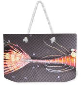 Lenny The Lipster Fish Weekender Tote Bag