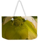 Lenten Rose Interior Weekender Tote Bag