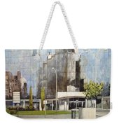 Leon Weekender Tote Bag by Tomas Castano